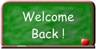 Welcome back graphics clipart 9
