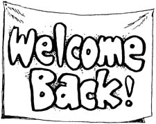 Welcome back sign clipart clipartfox 4