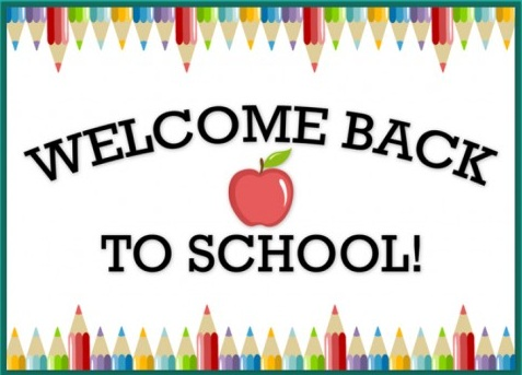 Welcome back teachers clipart clipartfox