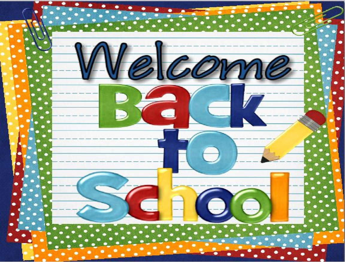 Welcome back to school clip art clipartfest 3