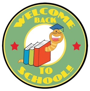 Welcome back to school clipart clipart
