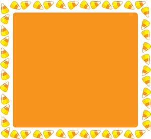 Halloween border halloween candy border clip art the mad wallpapers cliparts