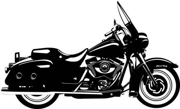 Harley davidson harley vector free download clip art on