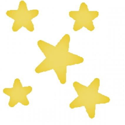 Image of gold star clipart clipartoons