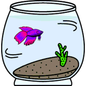 Fish bowl clipart cliparts of free download wmf