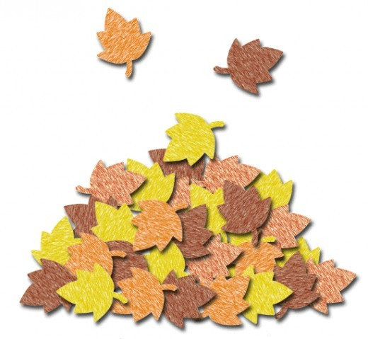 Free fall clip art images autumn leaves 2 image