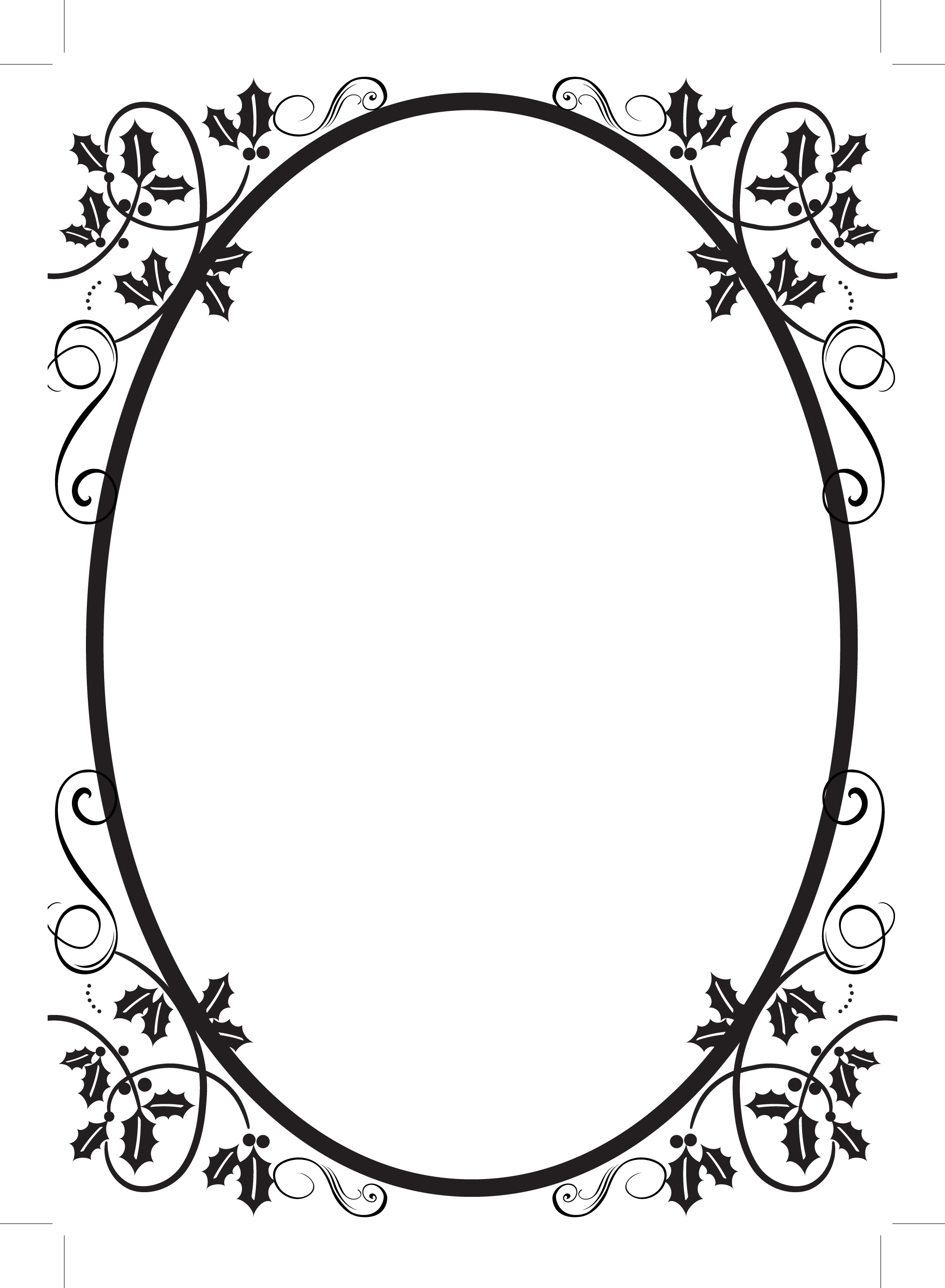 Free flourish clip art borders random search