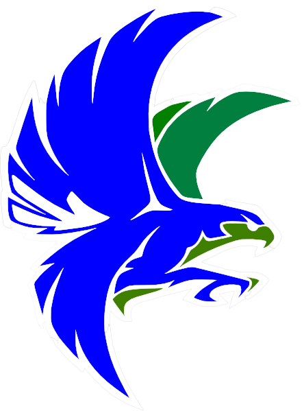 Whs falcon clip art at vector clip art