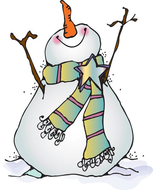 5 images about snowmen drawings on snowman clipart