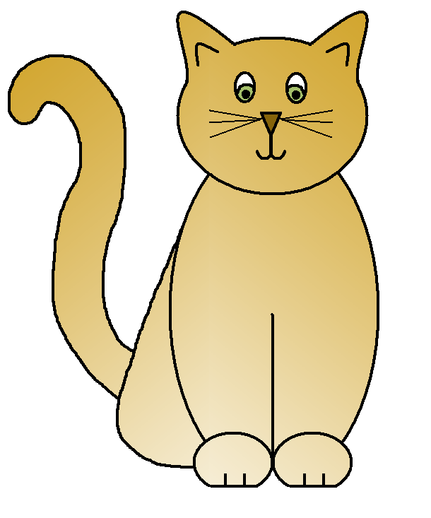 Free Cat Clip Art Pictures - Clipartix