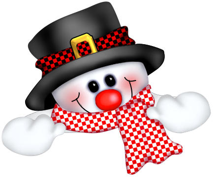 Cute snowman clip art funny clipart christmas cute