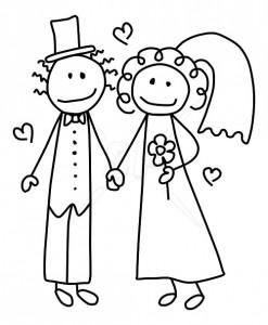 free wedding clip art pictures clipartix rh clipartix com free indian wedding clipart images free black and white wedding clipart images