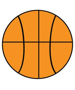 Ideas about basketball clipart on love in 7
