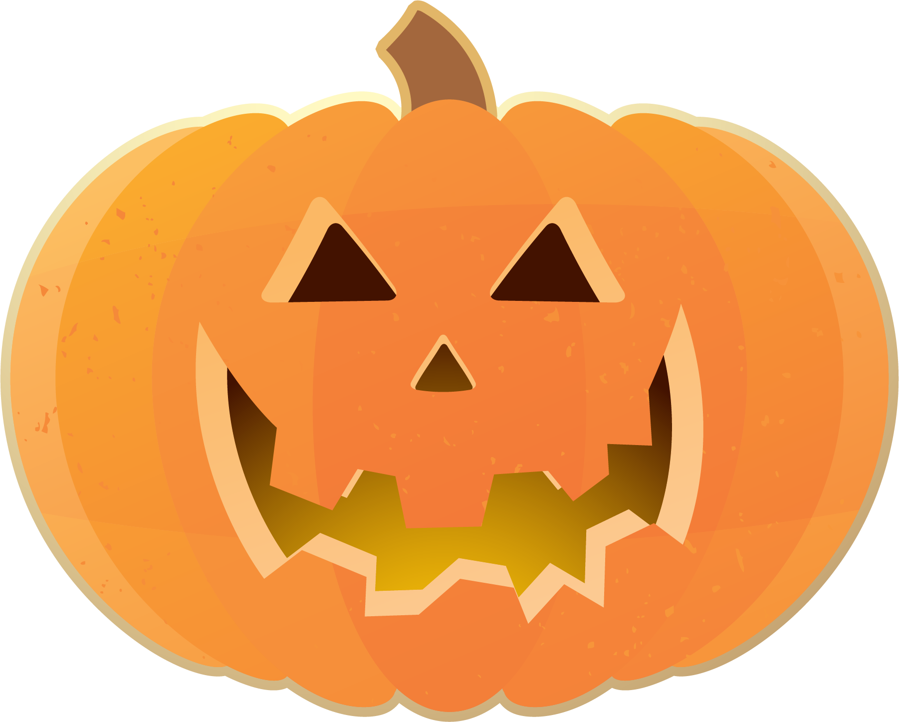 Pumpkin clipart fall on happy halloween scarecrows and clip art 5