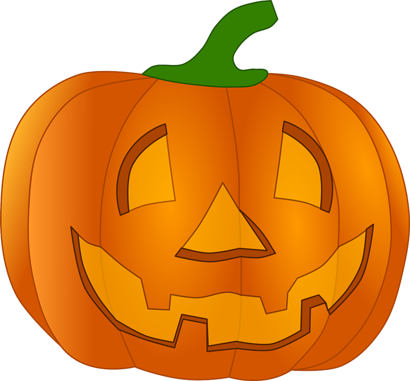 Pumpkin free to use clipart