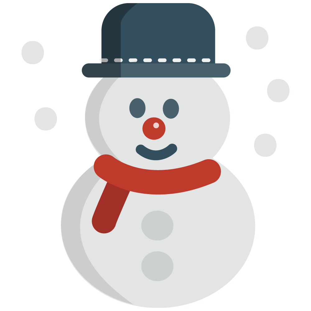 Snowman free to use clip art