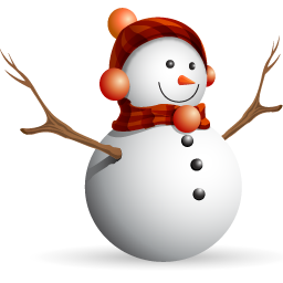 Snowman free to use cliparts 3