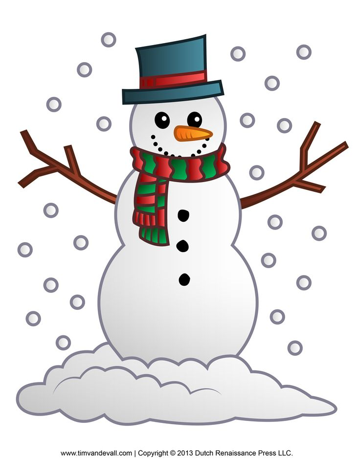 The ideas about snowman clipart on