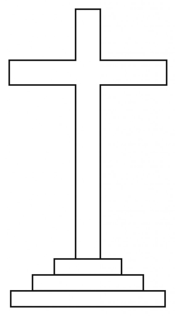 Catholic firstmunion cross clip art free 5