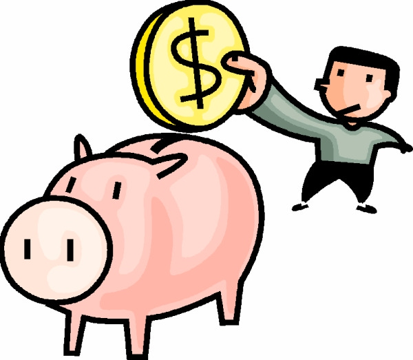 Money clip art free clipart images