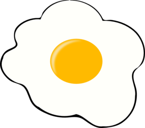 Free egg fried egg clipart free images 2
