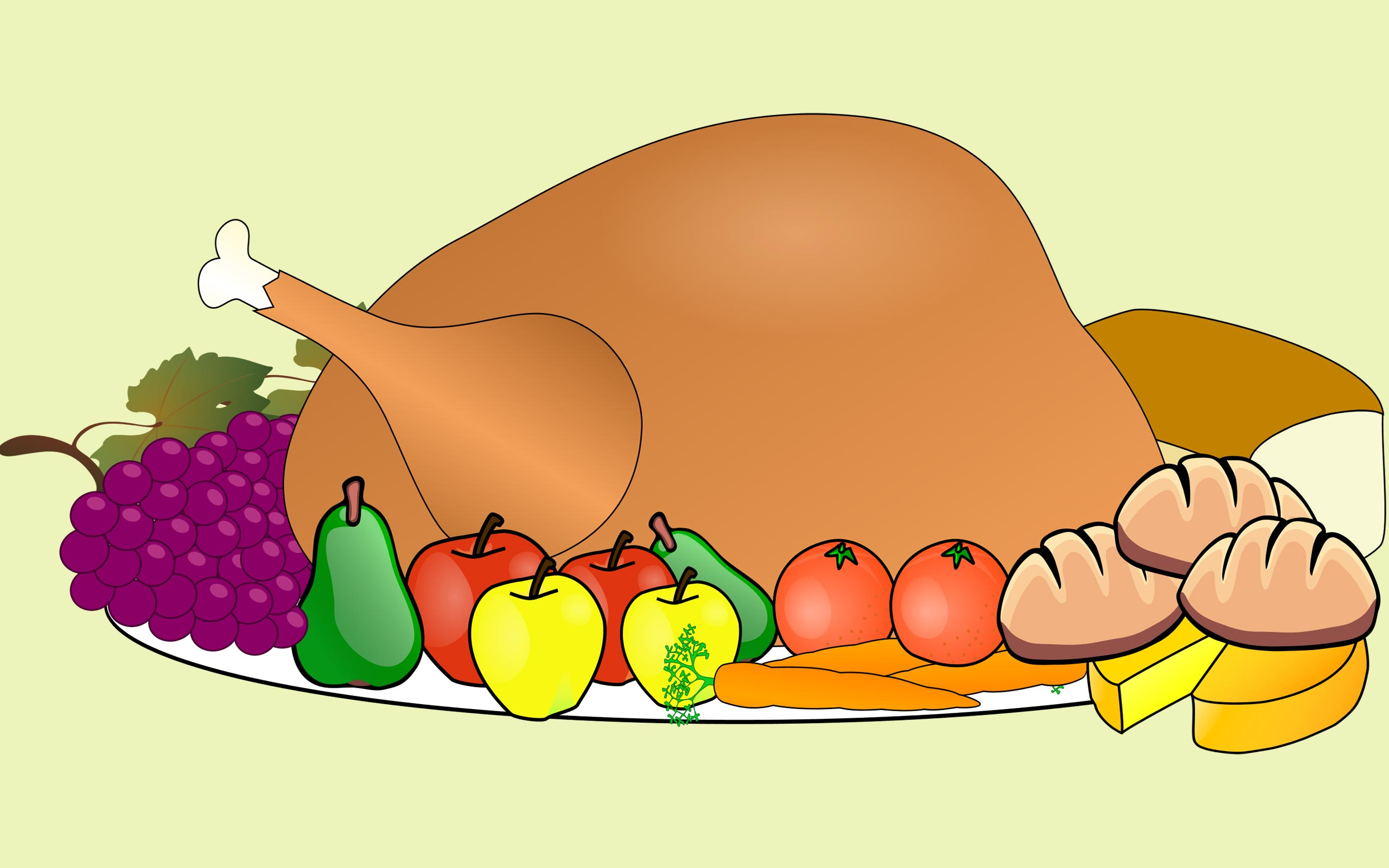 Free food clipart 3