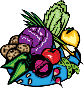 Free food food clip art at vector free