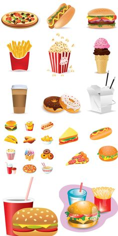 Free food food clip art free downloads fast food clipart vector vector 3