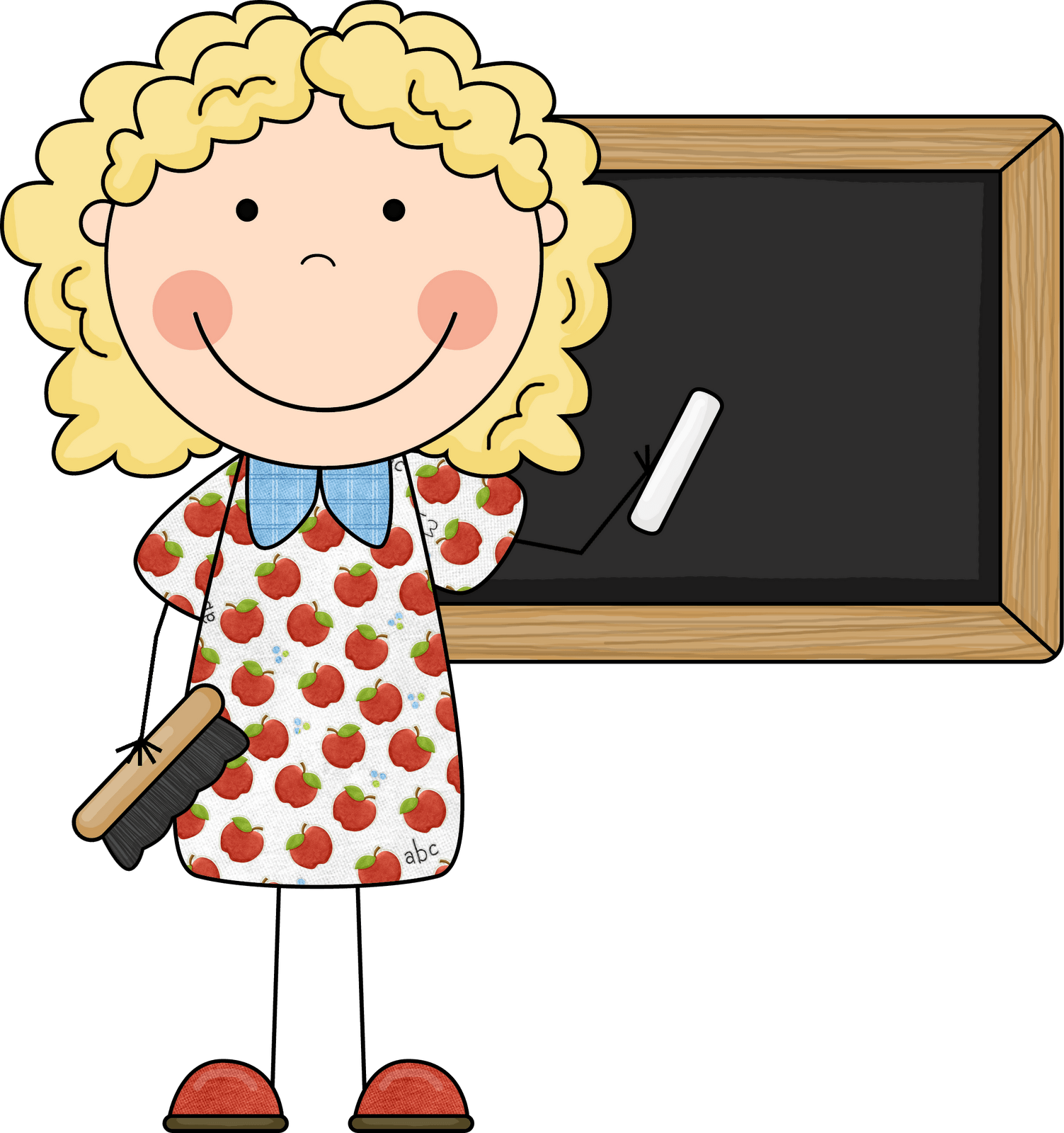 Clip art for teacher