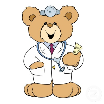 Doctor kid patient clipart free images 2