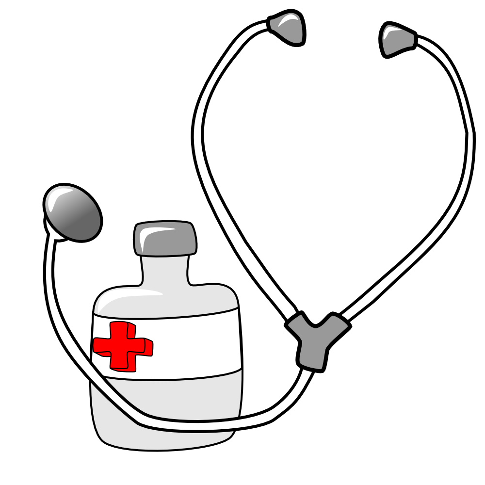 Doctor things clipart collection
