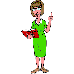 English teacher clipart female free images