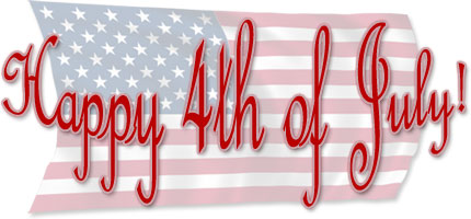 Fourth of july 4th of july clipart s