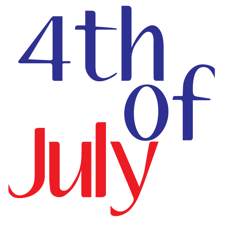 Fourth of july 4th of july fireworks clipart free 2