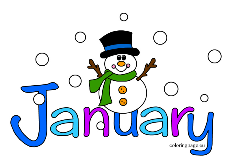 Free january clip art clipart clipartandscrap