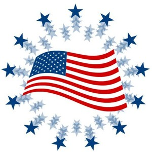 Happy fourth of july clipart 2