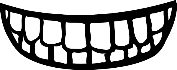 Mouth part clipart