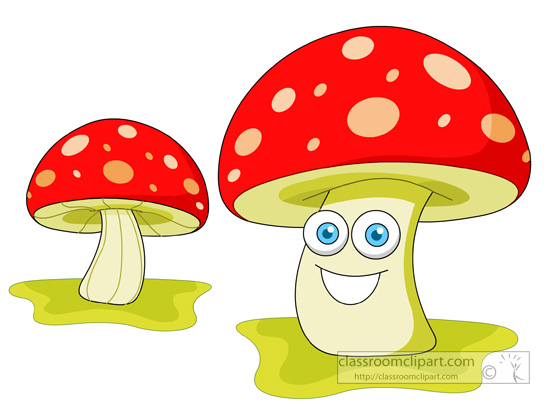 Mushroom clip art the cliparts 2