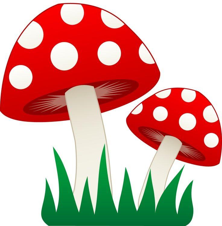 Mushroom Clipart