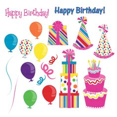 Birthday cake blow out the candles svg birthday clipart cute clip art