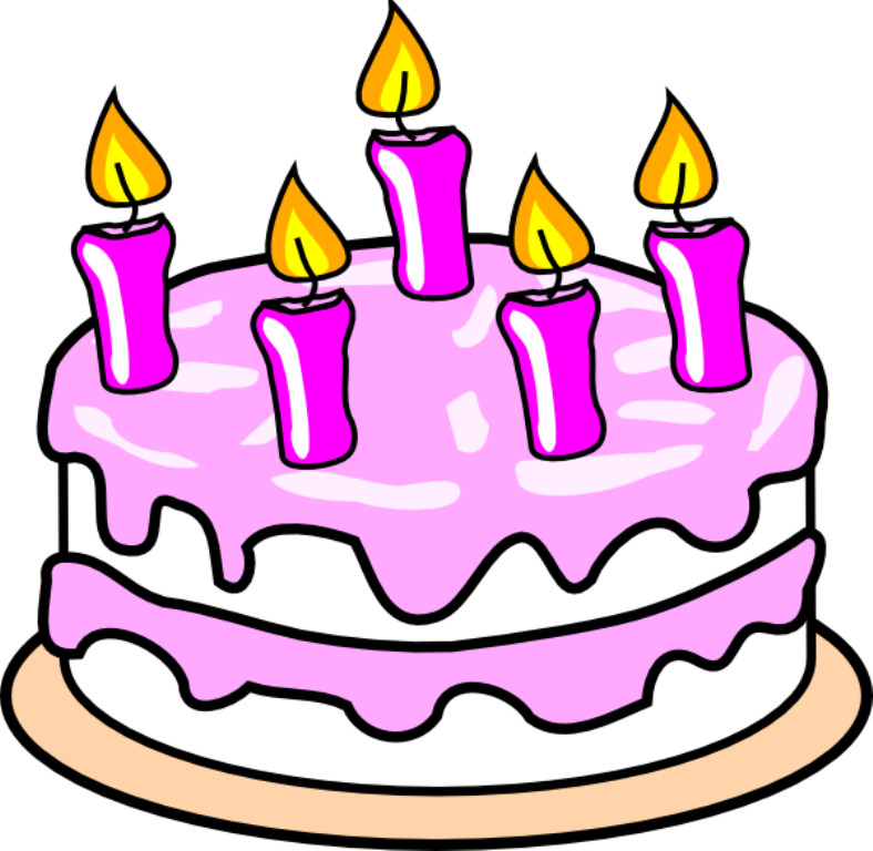 Free birthday cake clip art many interesting cliparts