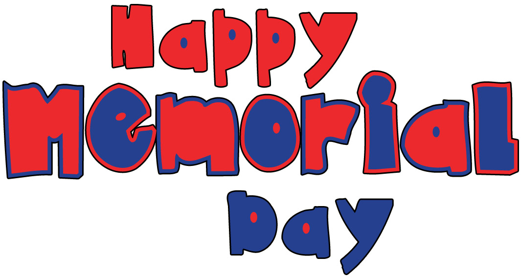 Free clip art of memorial day weekend clipart 4