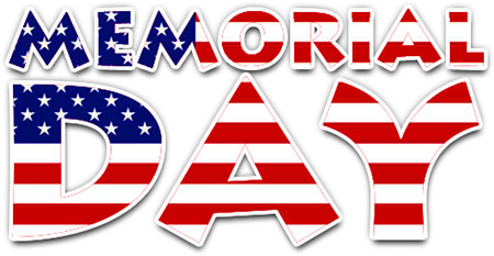 Free memorial day clipart s