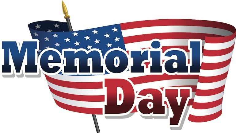 Happy memorial day 7 images quotes wishes clipart coloring
