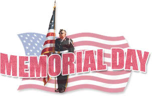 Happy memorial day clipart free images 6