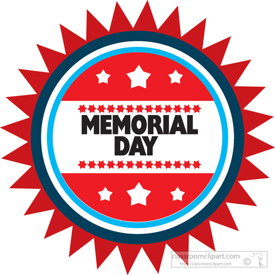 Memorial day clipart free images 5 clipartandscrap