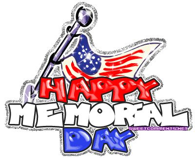Memorial day images on clip art happy