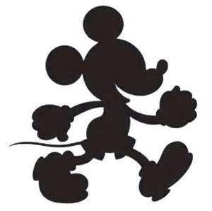 Mickey mouse black and white mickey clipart 2