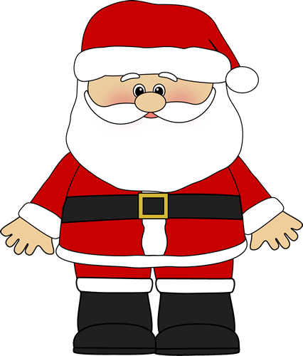 Santa claus clip art image cool school stuff