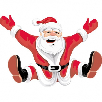 Santa claus free to use clip art image